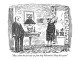 Valentine's Day New Yorker Cartoons