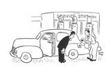 World War II New Yorker Cartoons