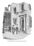 Men's Club New Yorker Cartoons