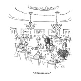 Midwest New Yorker Cartoons