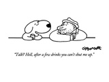 Drinking New Yorker Cartoons