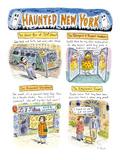 Restaurants and Bars New Yorker Cartoons