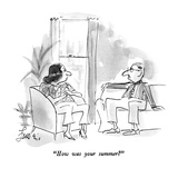 Age New Yorker Cartoons