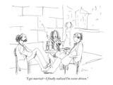 Weddings New Yorker Cartoons