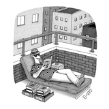 Summer New Yorker Cartoons