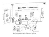 Merchandising New Yorker Cartoons