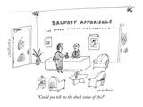 Merchandising New Yorker Cartoons