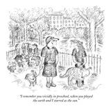 Students New Yorker Cartoons