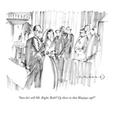 Weddings New Yorker Cartoons