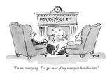Stock Market New Yorker Cartoons