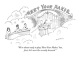 Heaven New Yorker Cartoons
