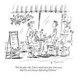 Dining New Yorker Cartoons