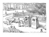 Parks New Yorker Cartoons