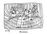 Seasons New Yorker Cartoons