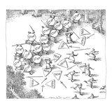 Medieval Times New Yorker Cartoons