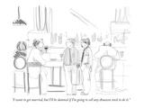 Richard Cline New Yorker Cartoons