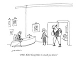 Urban New Yorker Cartoons