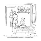 Drugs New Yorker Cartoons