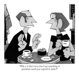 Restaurants and Bars New Yorker Cartoons