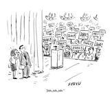 New Yorker Cartoons Recent Years