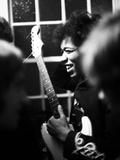 Jimi Hendrix (Ebony)