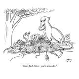 November 12, 2012 New Yorker Cartoons