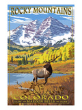 Colorado Travel Ads
