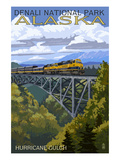 Alaskan Travel Ads