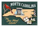 North Carolina Travel Ads