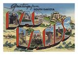 Greetings from South Dakota