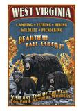 West Virginia Travel Ads