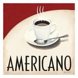 Various Coffee Specialty Drinks