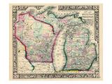 Maps of Wisconsin