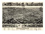 Maps of Birmingham, AL