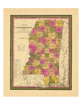 Maps of Mississippi