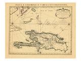 Maps of Haiti