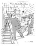 February 25, 2013 New Yorker Cartoons