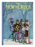 Music New Yorker Covers