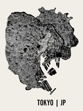 City Maps of Asia