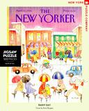 Seasons New Yorker Covers