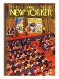 1960`s New Yorker Covers