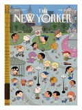 New Yorker Covers 2010