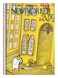 Julian de Miskey New Yorker Covers