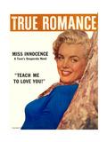 True Romance Magazine (Vintage Art)