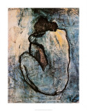 Blue Nude by Picasso