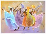African American Dancers