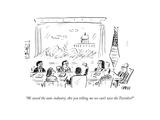 Car New Yorker Cartoons