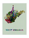 Maps of West Virginia