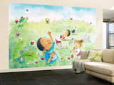 Jack and Jill Wall Murals