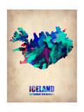 Maps of Iceland